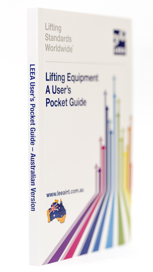 Lifting Equipment – A User's Pocket Guide (Australian Version)